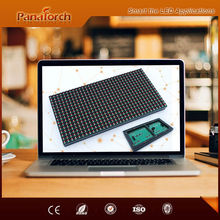 PanaTorch China Popular Products P10RG Led Moving Message Display IP65 Waterproof new electronic inventions