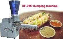 Easy operation DF28 high quality desktop dumpling making machine