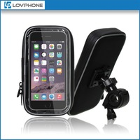 Easy mountable bicycle bag mount on saddle for iPhone 6/6 Plus/6S/6S Plus Bike Mount/Bicycle Holder