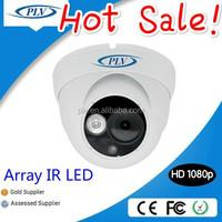 "PLV 1/2.7"" Progressive CMOS Image Sensor 2.1mp low lux ir ball sdi hd cctv camera"
