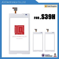 Phone and accessories Repair Parts touch screen digitizer glass panel For Sony S39H