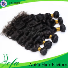 Perfect no chemical processed AAAAA brazilian remy hair