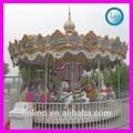 centro de entretenimiento de atracciones carrusel de atracción para los niños