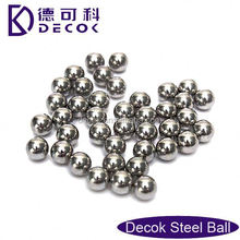 RoHS 0.35 to 200 mm low carbon steel balls hollow metal decorative sphere