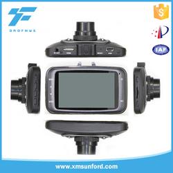 4X digital zoom GPS 256Mb G-Sensor best car camera recorder with led