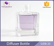 Fashion design square 30ml essential oil diffuser bottle