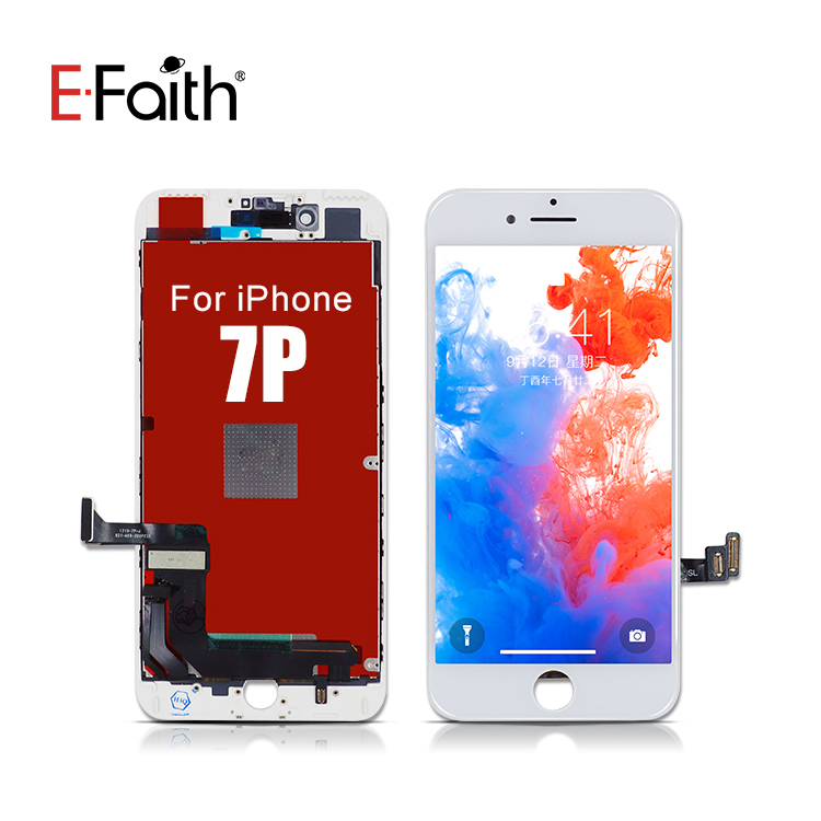 High Quality LCD Screen Replacement Touch Screen Display for iPhone 7 Plus