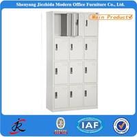 furniture good quality manufacturer outlet white color wrought metal steel 12 doors suzuki samurai differential locker