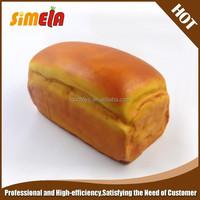 Simela So hot sale food model of fake bread