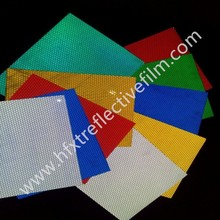 Glass beads high intensity grade reflective film for highways,road traffic signs,safety signs,etc