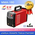 Súper Calidad IGBT DC mig / inversor soldador MMA máquina de soldadura 180A