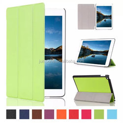 Hot Sale Voltage Type Leather Stand Case For apple ipad mini 4