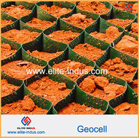 High strength PP Geocell for road construction