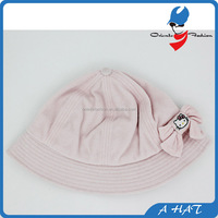 fashionable children terry cloth winter hat