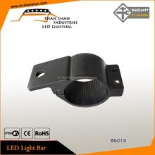 2 inch LED Work Light Bar Headlight Motorcycle Aluminum Holder Mounting Bracket for Front Bumper