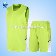 High quality basketball jersey sets wholesale hot sale basketball team wear