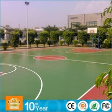 Out Door High Gloss Anti-Static Basketball Court Floor Paint