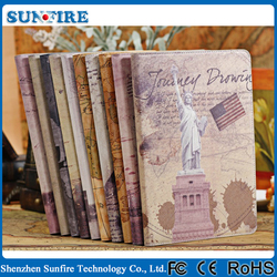 Retro-inspired Leather Case For Ipad Covers And Cases Wholesale For Ipad 5/ Ipad Air