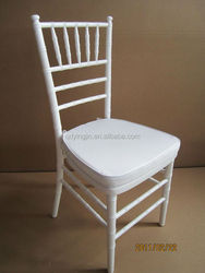 Factory Direct High Quality Rental Tiffany/Chiavari Chair For Wedding Party and Events for Hotel wholesale price