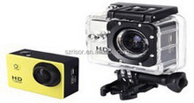 Best quality best selling digital motion camera for action sports