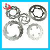 China scooter brake disc for atv motorcycle brake disc kit