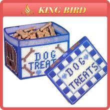 home pet storage organization pet dog box pet plastic box
