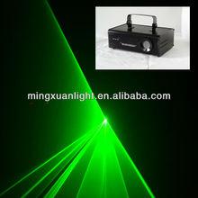 laser show 50mw green laser light