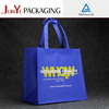 Pictures printing reusable pp fabric shopping bag with logo