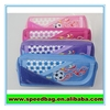 Stationery bag Football printing promotional soft pen case pen carrying case