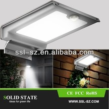 3 Years Warranty High Efficiency Emergency outdoor Led Solar Light