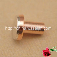Manufacturer Electrical Sliver Contact Point for Motorcycle
