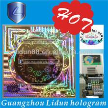 Custom Hologram Sticker,Decorative Sticker