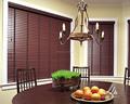 2015 novo design elegante 63.5mm marupa madeira persianas