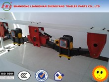 ZYD OEM good quality mechanical suspension underslung suspension for semi trailer with competitive price