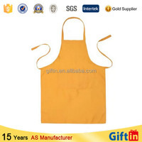 Eco-friendly Fashion Custom Cheap Price kitchen waterproof apron fabric