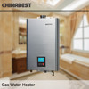 Stainless Steel Panel Instant Gas Water Heater - Force Draught Type- S2 series(12/20 L)