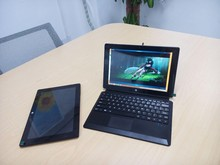 New capacitive W8 OS tablet pc 1.83GHz hot 10.1 inch with keyboard