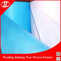 Cheap Polypropylene Nonwoven Waterproofing Roof Felt Fabrics