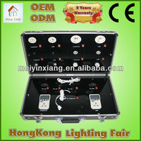 Aluminium Portable Custom LED Demo Case Portable Show Case