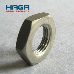 HAGA Stainless Steel Threaded Lock Nut