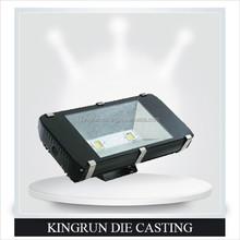 Custom Aluminum Die casting LED Floodlight Outdoor Lighting Cover