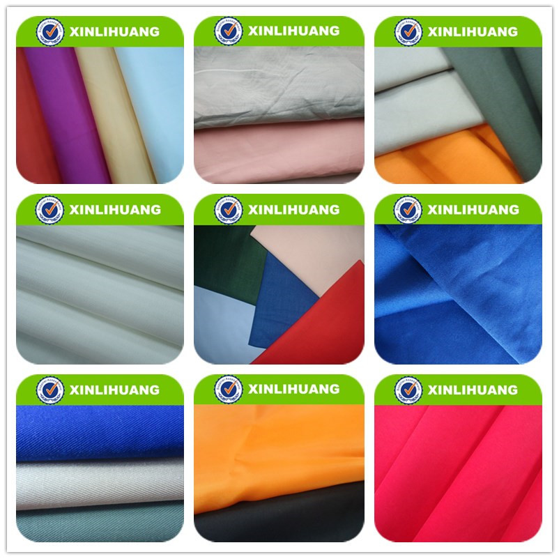 2015 new fashion dyed 100% heavy cotton twill fabric for making pants