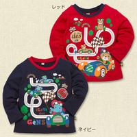 Wholesale Warm Toddler Clothing Baby Custom Long Sleeve T Shirt