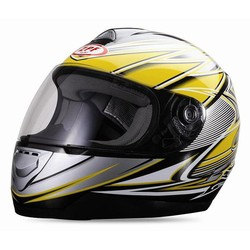2015 Safety Unique HLS Casco Full face Motorcycle helmet