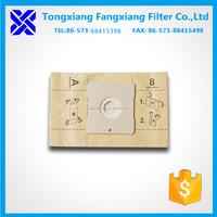 Home Appliance vacuum cleaner paper dust bag,collector bag,filter bag