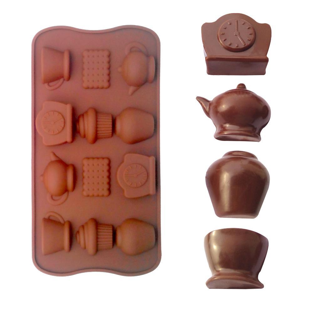 Тортыы в силиконовых формах