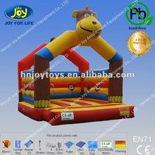 2013 kids bounce inflatable games dunk tank