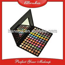 Hansha Professional Makeup Manufacturer Mineral 88 Color Eye Shadow Kit