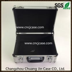2015 fashion tool box MDF/ABS portable aluminum tool box made in china