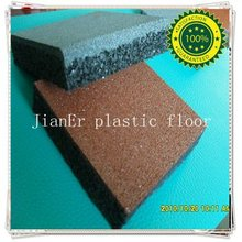 COLOR RECYCLE RUBBER FLOORING
